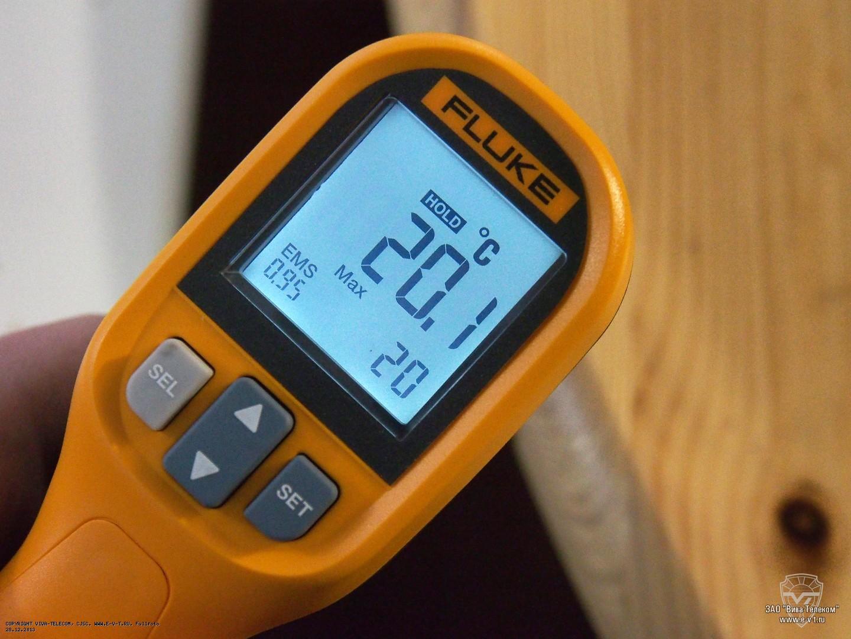Fluke 59 Max 408200 Thermometer Infrared